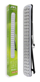 Lampara Emergencia Led 3.2w Smd 63 Leds Recargable 48 Cm Jwj