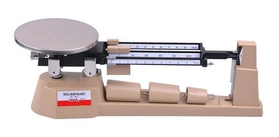 Balanza Granataria De Triple Brazo Mecanica Para Laboratorio