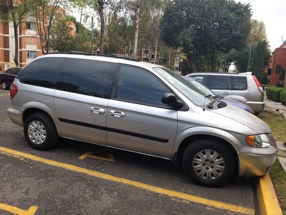 Chrysler Voyager Lujo Canastilla At 2008
