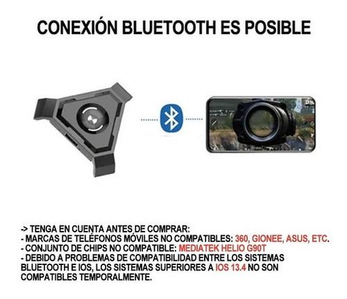 Gamer Hxsj P5 Teclado E Mouse Conversor Para iPhone