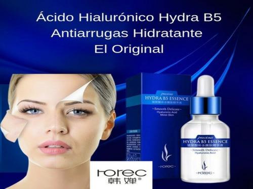 Imagen 1 de 1 de Acido Hialuronico Puro Concentrado  Rorec B5 Anti-arrugas