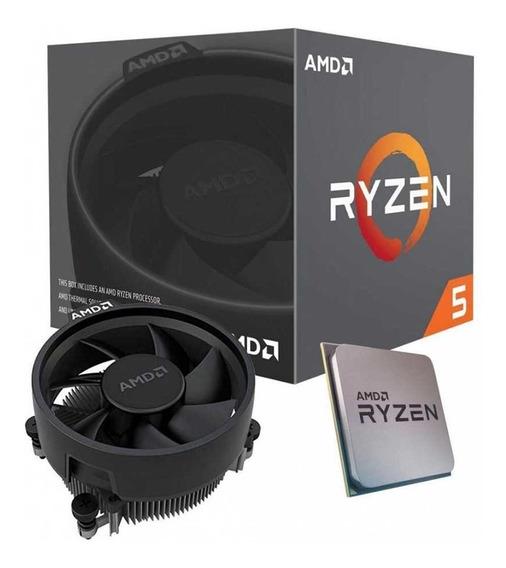 Micro Procesador Amd Ryzen 5 3600 4.2 Ghz Am4 3gen Zen 2
