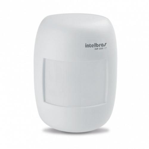 Sensor De Alarme Intelbras Com Fio Ivp-3000-cf