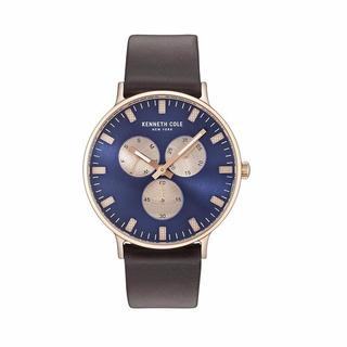 Reloj Kenneth Cole Kc14946002 Sumergible Multifunción