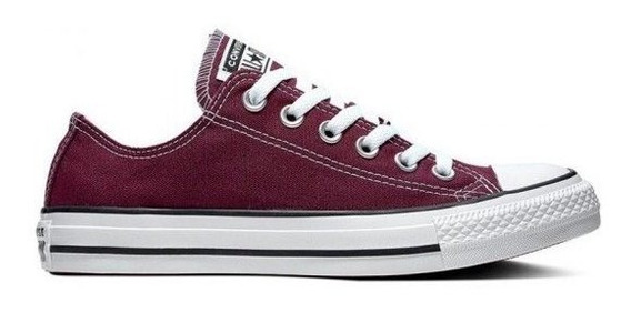 All Star Chuck Taylor Ox Maroon