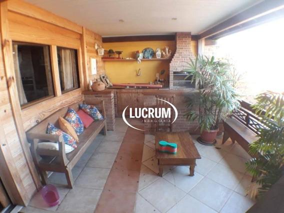Cobertura Com 3 Quartos Para Alugar, 200 M² - Recreio Dos Bandeirantes - Rio De Janeiro/rj - Co0140