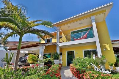 Casa Residencial Ponta Negra - Ca00057 - 4765252