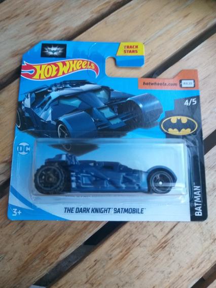 Hot Wheels Batman The Dark Knight Batmobile Coleção 2019