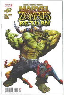 Marvel Zombies Return #1 Al 5.
