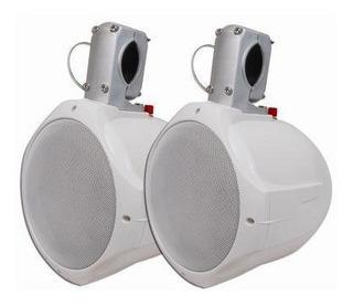 Mcm Custom Audio 60-10020 6 1/2 Marine Wakeboard Par De Boc