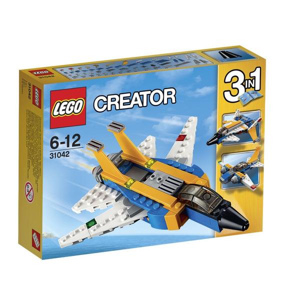 Lego Creator 31042 - Super Soarer 3-in-1 Set - Novo/lacrado!