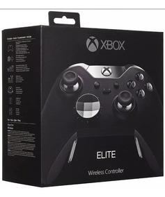 Controle Elite Xbox One Wireless Entrada P2 Lacrado Novo