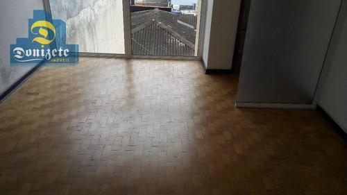 Sala Comercial À Venda, Centro, Santo André. R$ 120.000,00 - Sa0438