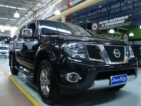Nissan Frontier Platinum 2014 4x4 2.5 Diesel Automática (top