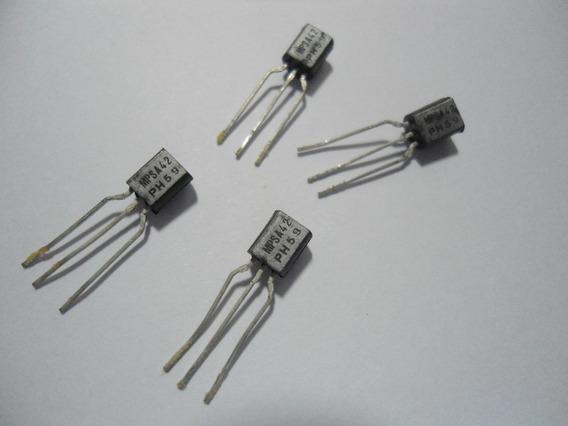 Transistor / Mpsa42 - Embalagem Com 4 Unidades