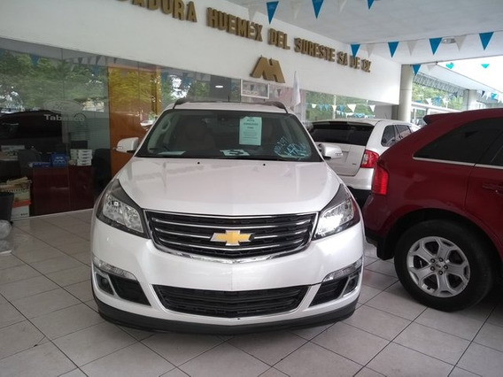 Chevrolet Traverse Lt Plus 2017 Seminuevos