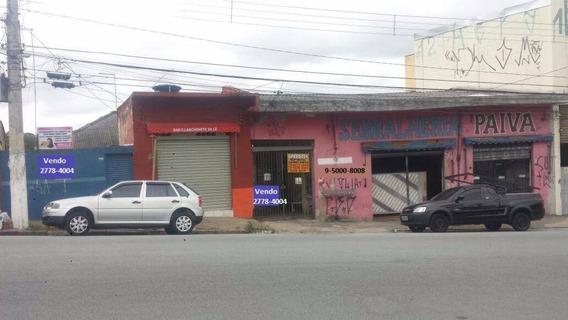 Terreno À Venda, 837 M² Por R$ 2.000.000 - Baeta Neves - São Bernardo Do Campo/sp - Te0013