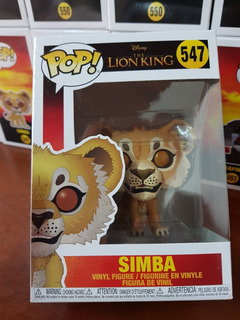 Funko Pop Simba 547 El Rey Leon