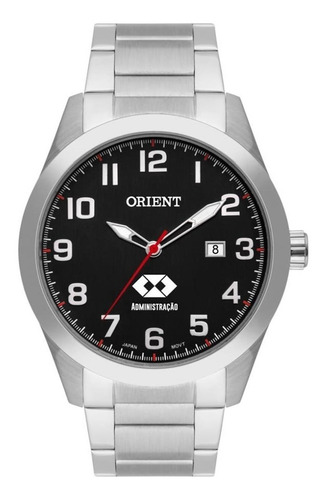 Imagem 1 de 2 de Relógio Orient Masc Mbss1360 Fa01 Formatura Administração