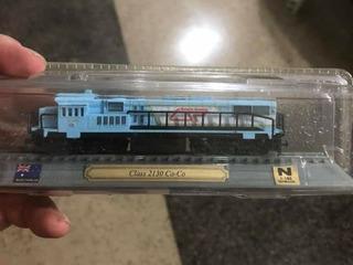Trenes Locomotoras Escala N Metal Colección Del Prado Japón