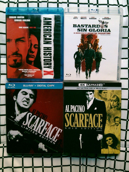 Remate Lote De 20 Peliculas Blu-ray Originales Seminuevas