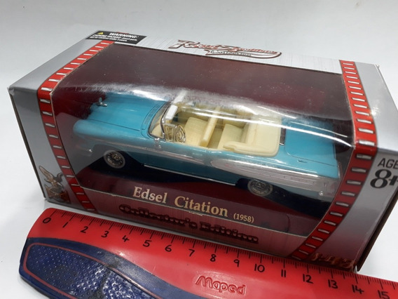 Road Signature 1/43 Edsel Citation 1958. Hobby-centro