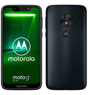 Motorola Moto G7 Play 4g 32gb Cam13mp Octa Ram 2gb Huella