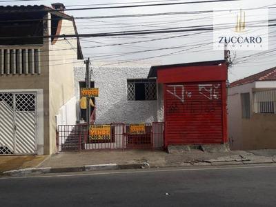 Terreno Comercial À Venda, Vila Antonieta, Guarulhos - Te0700. - Te0700