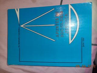Libro De Apuntes De Sociologia Juridica Dr Rafael Caldera