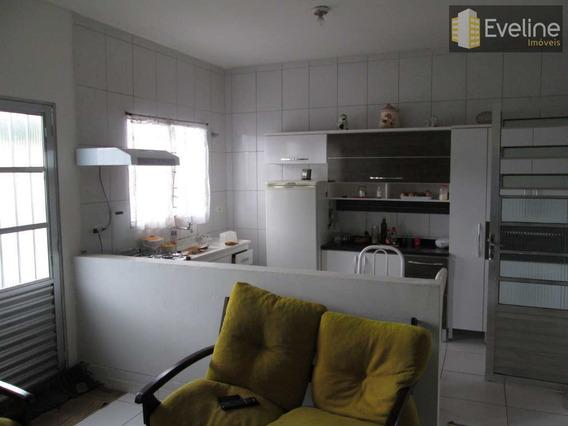 Casa Com 2 Dorms, Vila São Paulo, Mogi Das Cruzes - R$ 220 Mil, Cod: 1316 - V1316