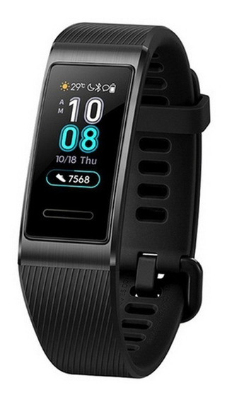 Huawei Banda 3 Pro Smartband Con Gps Metal Marco Amoled Visu