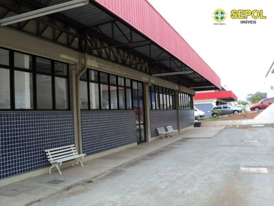 Galpão Para Alugar, 1240 M² Por R$ 31.400/mês - Cidade Satélite Santa Bárbara - São Paulo/sp - Ga0042