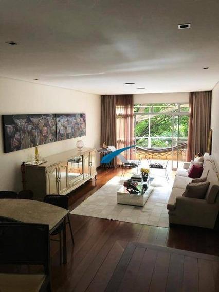 Apartamento À Venda 4 Quartos Lourdes. - Ap4674