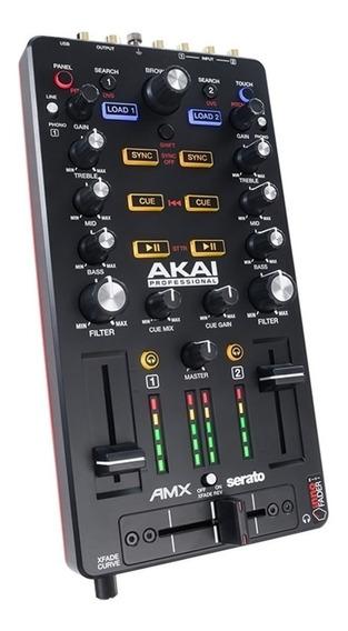 Akai Amx Mixer Com Dvs