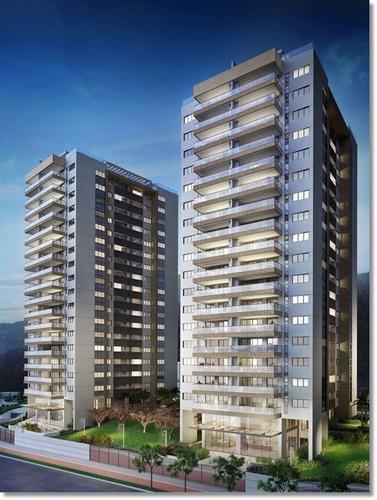 Apartamento À Venda No Bairro Barra Da Tijuca - Rio De Janeiro/rj - O-5478-13491