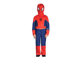 Disfraz Spiderman Talle 2 Marvel New Toys 8 / 9 Años