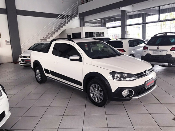 Volkswagen Saveiro Cross Cab. Estendida