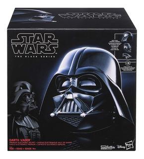 Casco Electrónico Star Wars Darth Vader, Somos Mercadolíder