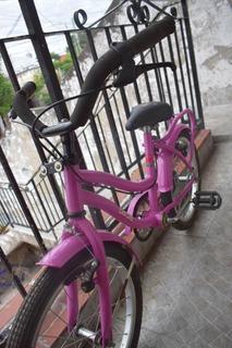Bicicleta Rodado 16, Barbie