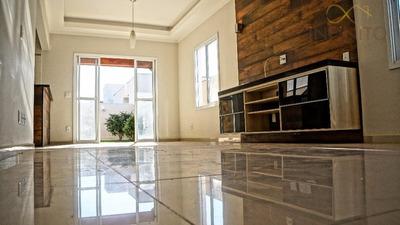 Casa Residencial À Venda, Condomínio Terras Do Fontanário, Paulínia - Ca1031. - Ca1031