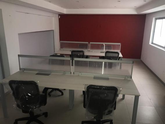 Renta Oficina Amueblada Zona Anzures , Mariano Escobedo