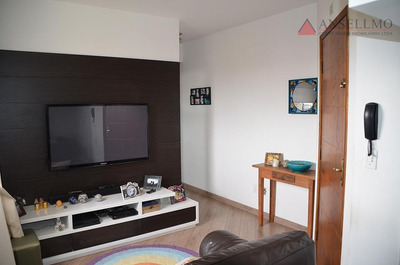 Apartamento Residencial À Venda, Vila Camilópolis, Santo André. - Codigo: Ap0755 - Ap0755