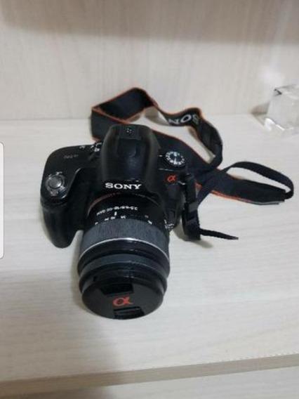 Camera Semiprofissional Sony Alpha 390