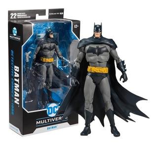 Figura - Batman: Detective Comics - Dc Multiverse - Original