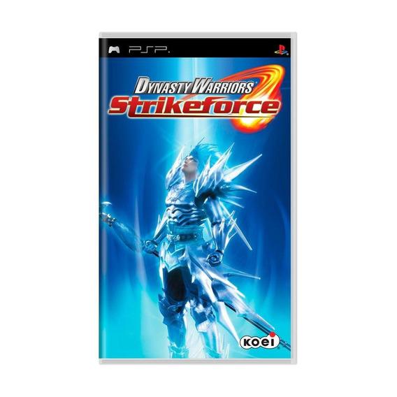 Dynasty Warriors Strikeforce Psp Mídia Física Pronta Entrega