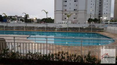 Apartamento Para Locação Em Mogi Das Cruzes, Cesar De Souza, 2 Dormitórios, 1 Suíte, 2 Banheiros, 1 Vaga - 134