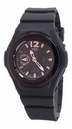 Reloj Baby-g Mujer Negro Bga-143-8bdr