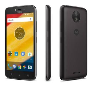 Smartphone Motorola Moto C Plus Nuevo Facturado