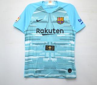 Camisa Oficial Do Barcelona Masculina 19/20 - Mega Desconto