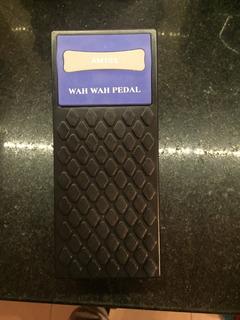 Pedal Wah-wah/volumen Dhapon Am103 Plastico